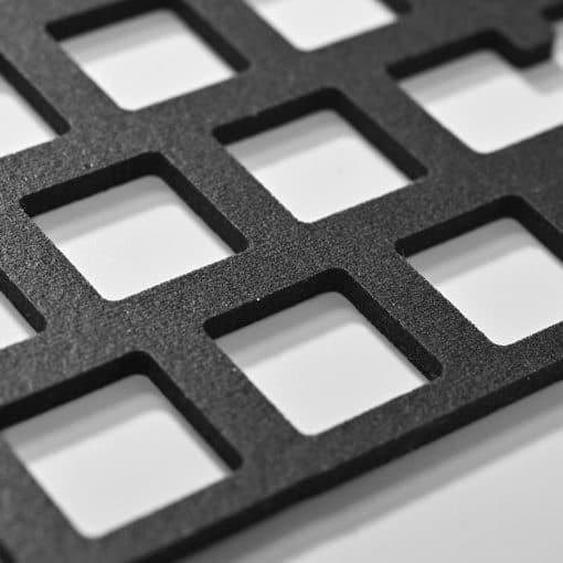 Keyboard Plate Dampening Foam by Kelowna Close