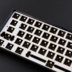 NP641 Keyboard Black left