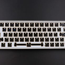 NP641 Keyboard White front