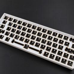 NP641 Keyboard White full