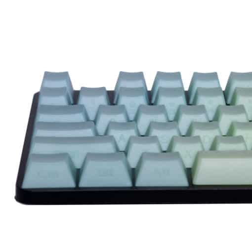 POM Jelly Mochi Keycaps with Side Legends Close